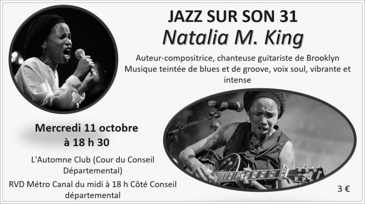 2017-10-11 - Natalia M. King