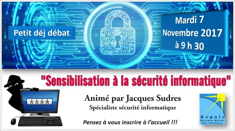 2017-11-07 - Securité informatique