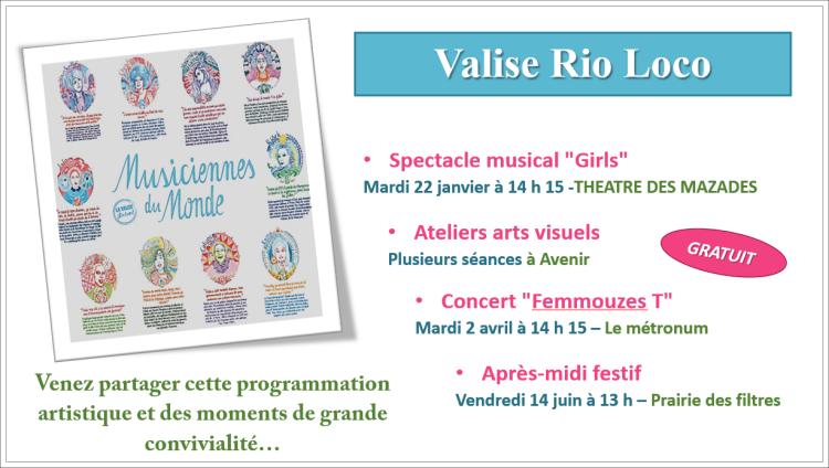 2019-01-22 - Valise Rio Loco