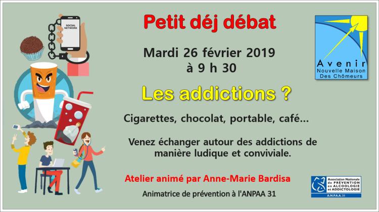 2019-02-26 - Les addictions