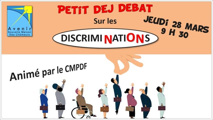 2019-03-28 - Les discrimination