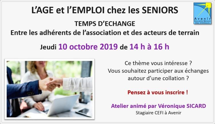 2019-10-10 - Echange seniors
